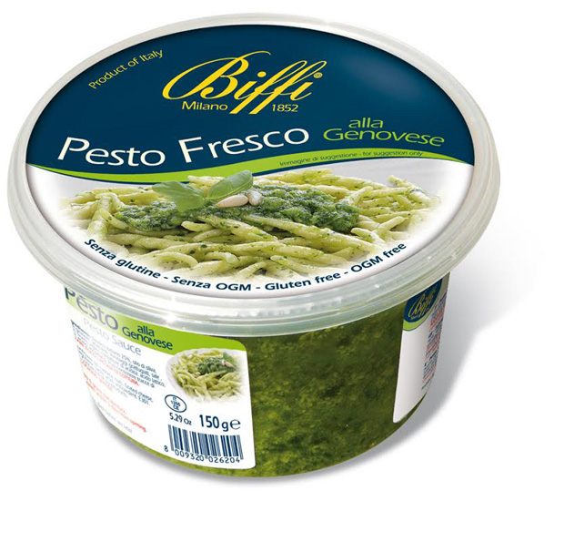 how to use pesto alla genovese sauce