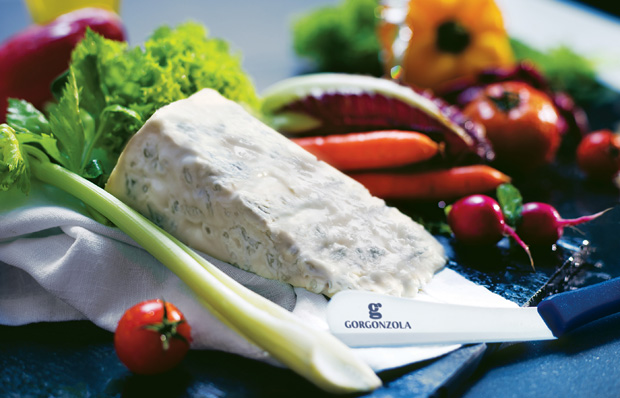 Cheese, a well-known brand is of less importance than origin