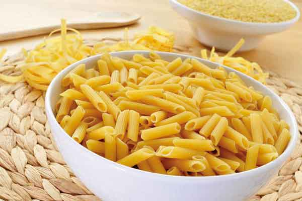 Pasta growth in France is driven by increasing per-capita consumption