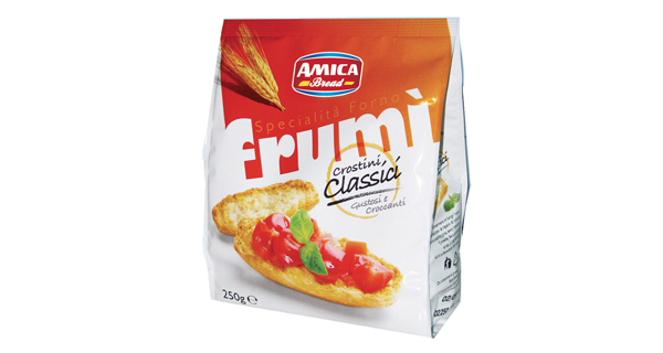 Amica Chips takes its crisps and salted snacks abroad