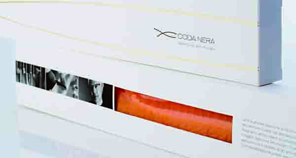 Why Coda Nera is a premium salmon?