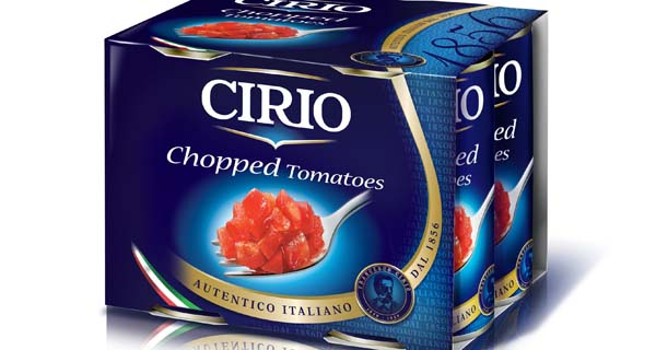 Cirio more focused on the Uk market