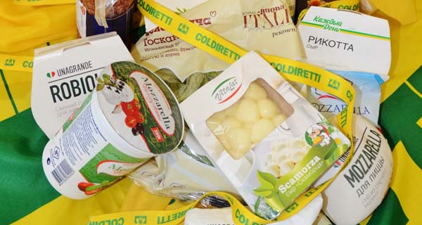 Putin extends the embargo and halves food exports