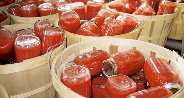 Tomato preserves, a positive trend in the first quarter