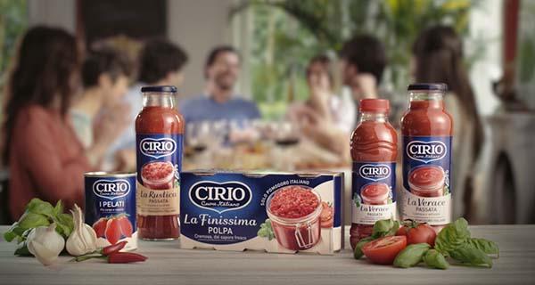 Cirio signs agreement with Colavita