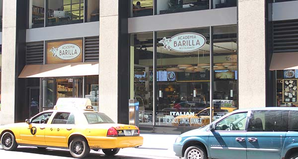 Barilla, after New York new openings coming soon