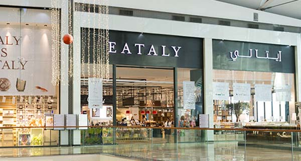 Eataly steps up expansion in the UAE with a second store in Dubai
