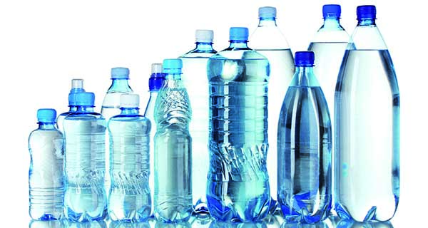 Bottled water from Italy,a potential growth category