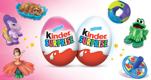 Ferrero to face Kinder Eggs ban in Chile