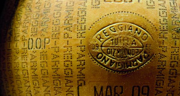 Recalled fake Parmigiano Reggiano sauce in Canada