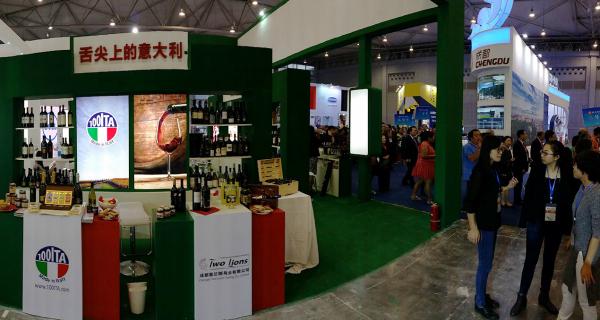 China eats Italian