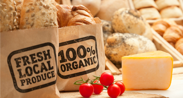 Organic food back in style in the UK