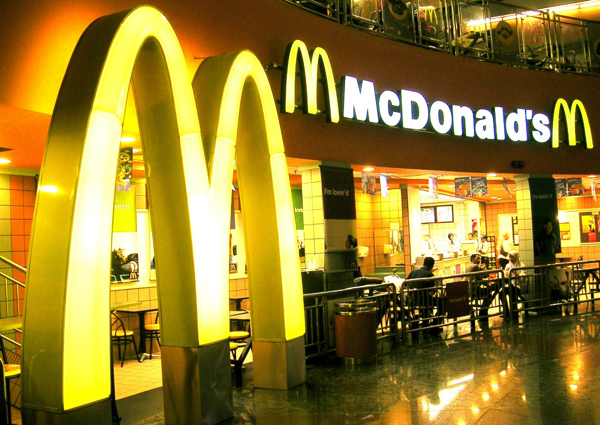 Why does McDonald's have a soft spot for Italian food?