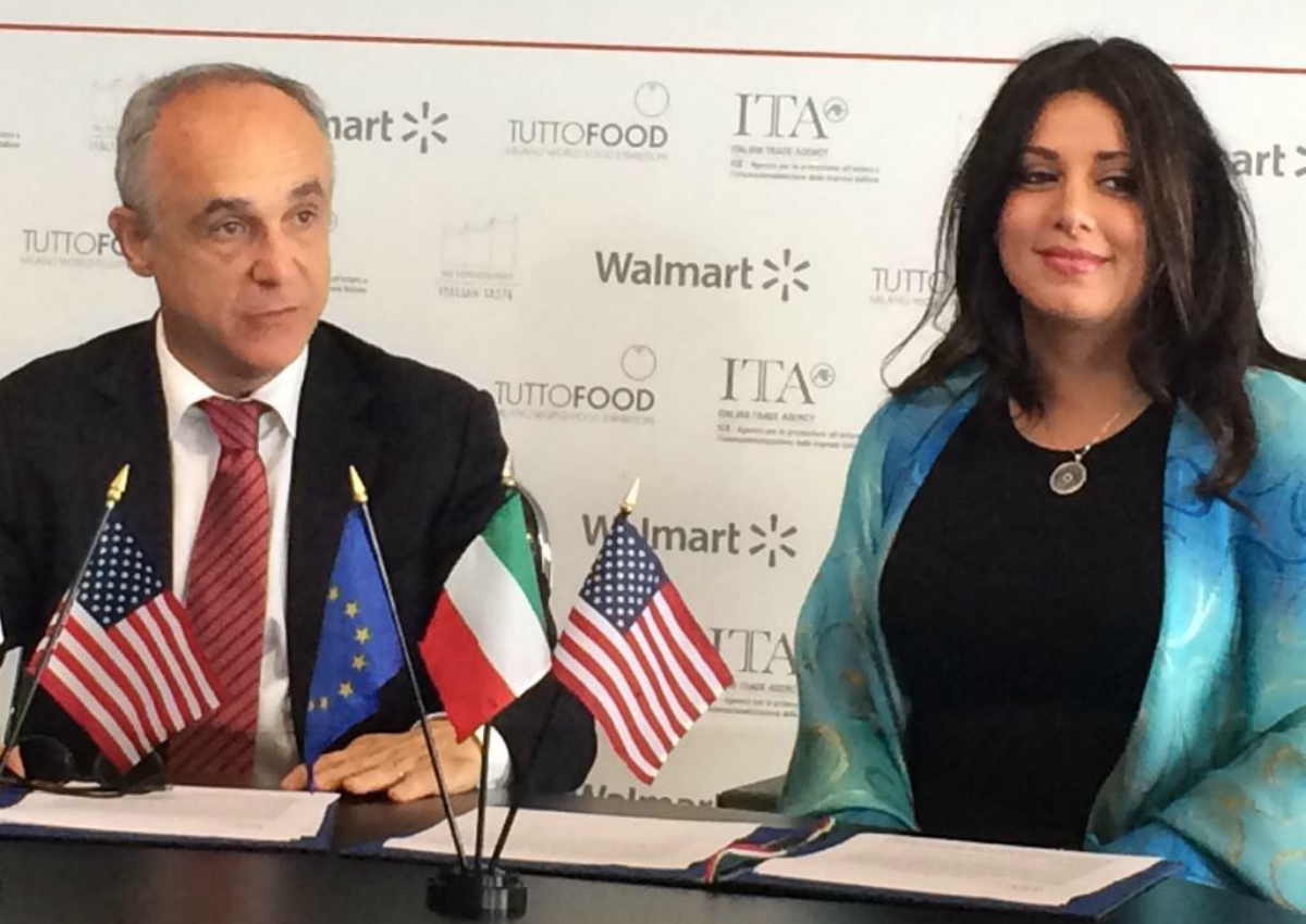 "ITA announces a new ""authentic Italian"" collaboration with Walmart"