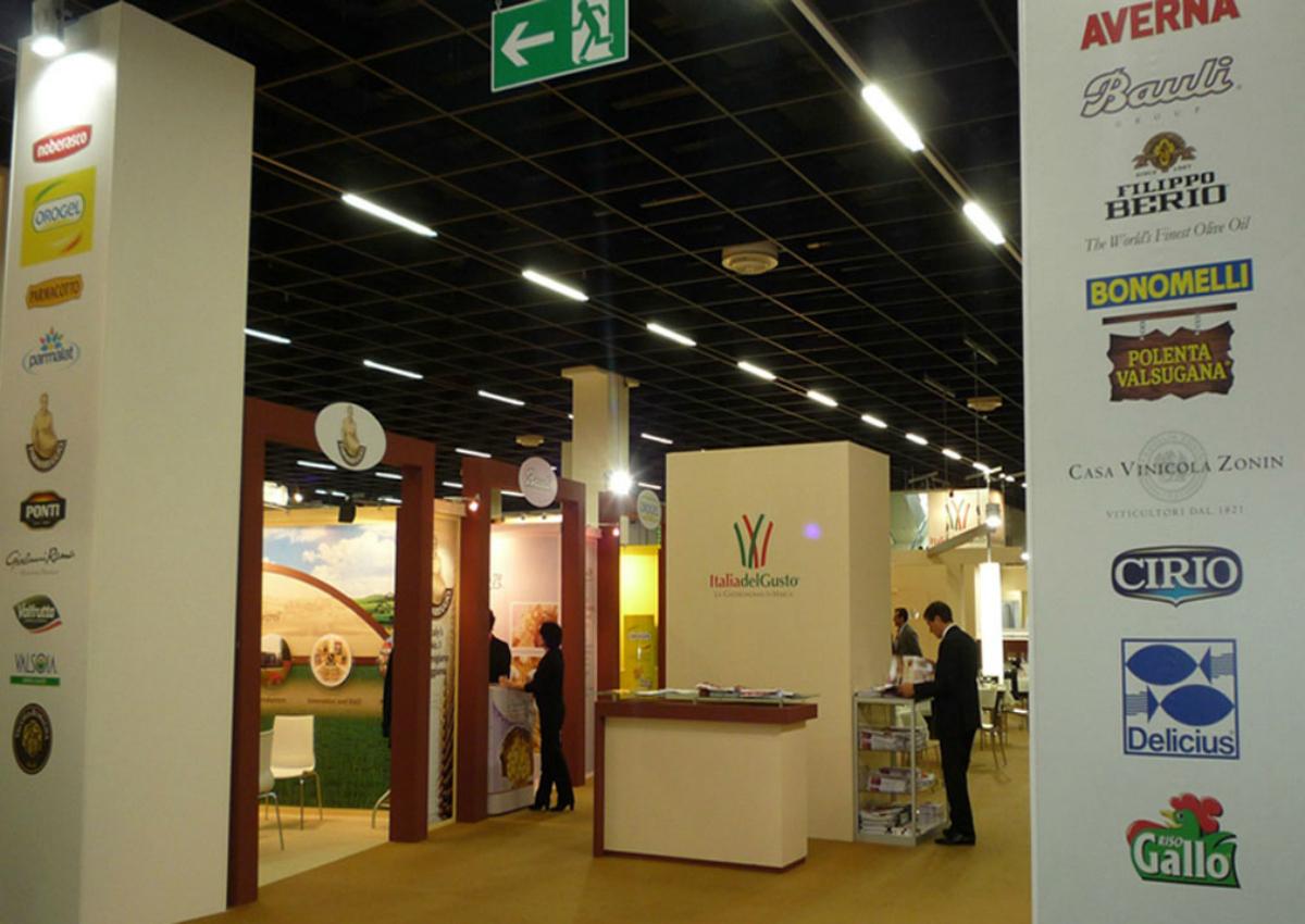 Top Italian brands go international