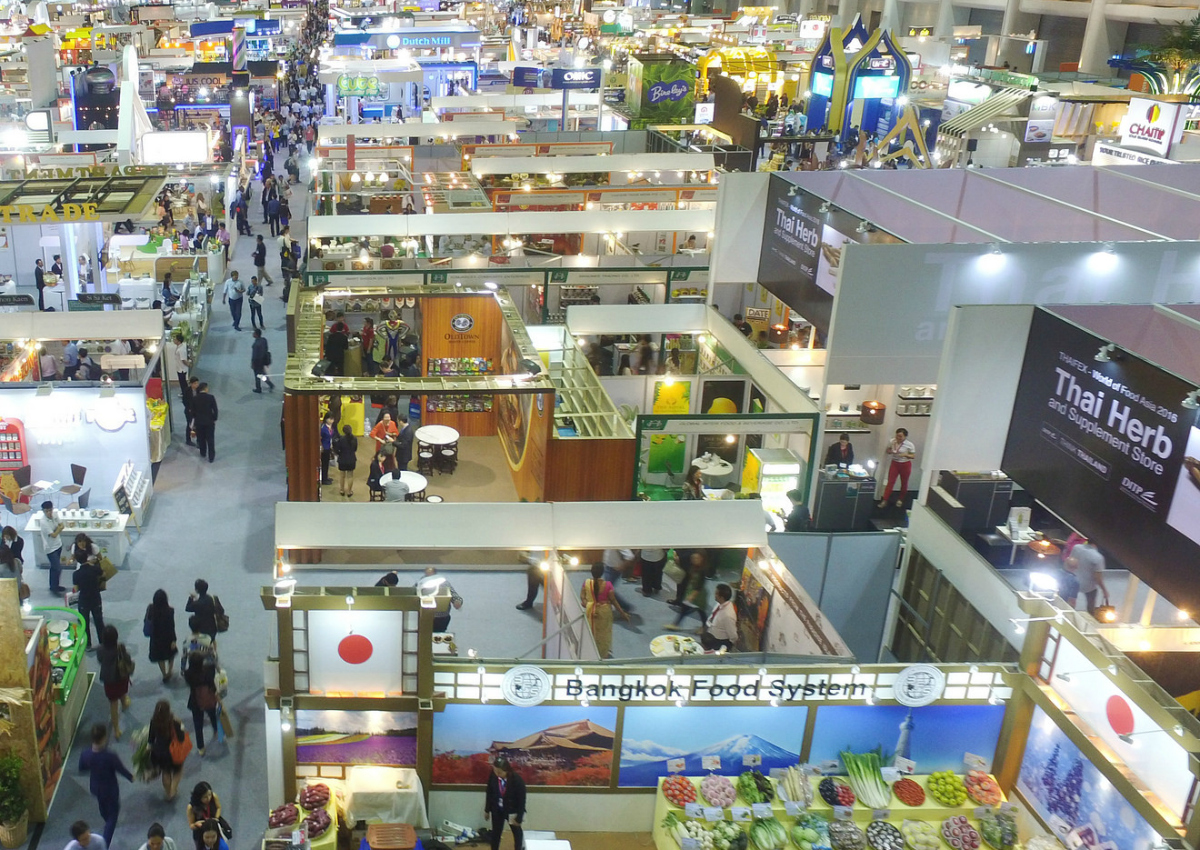 THAIFEX-World of Food Asia: Italy in the spotlight