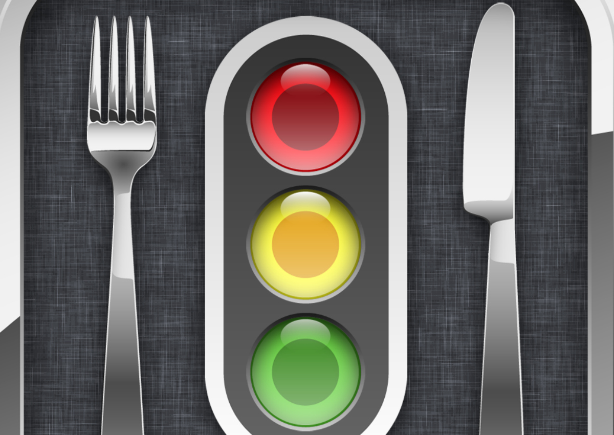 Traffic light labels come to France