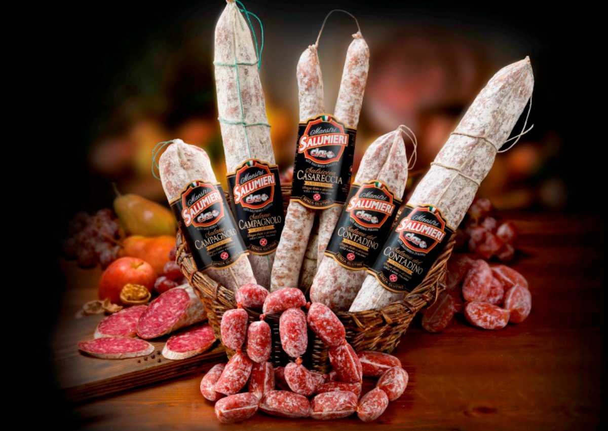 CLAI: the exclusively Italian cold cuts