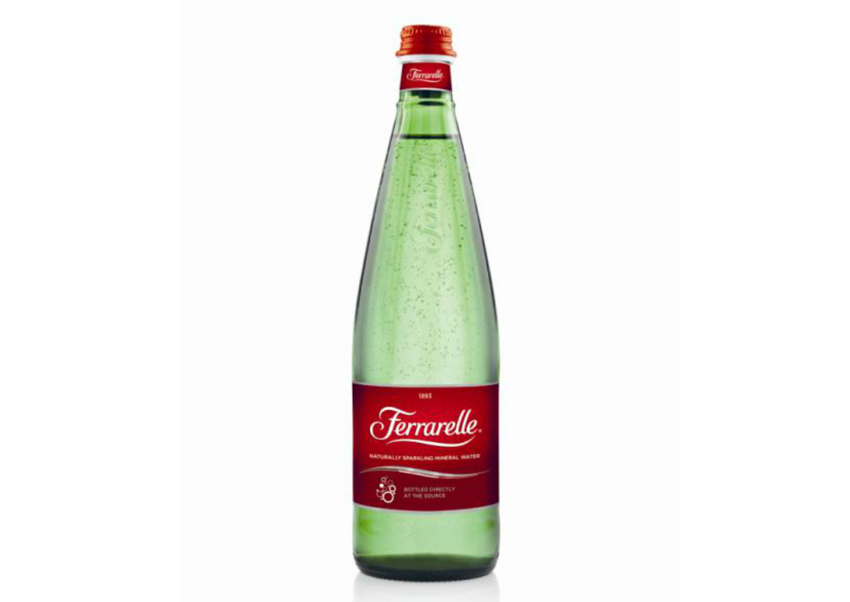 Ferrarelle: the naturally sparkling mineral water ...