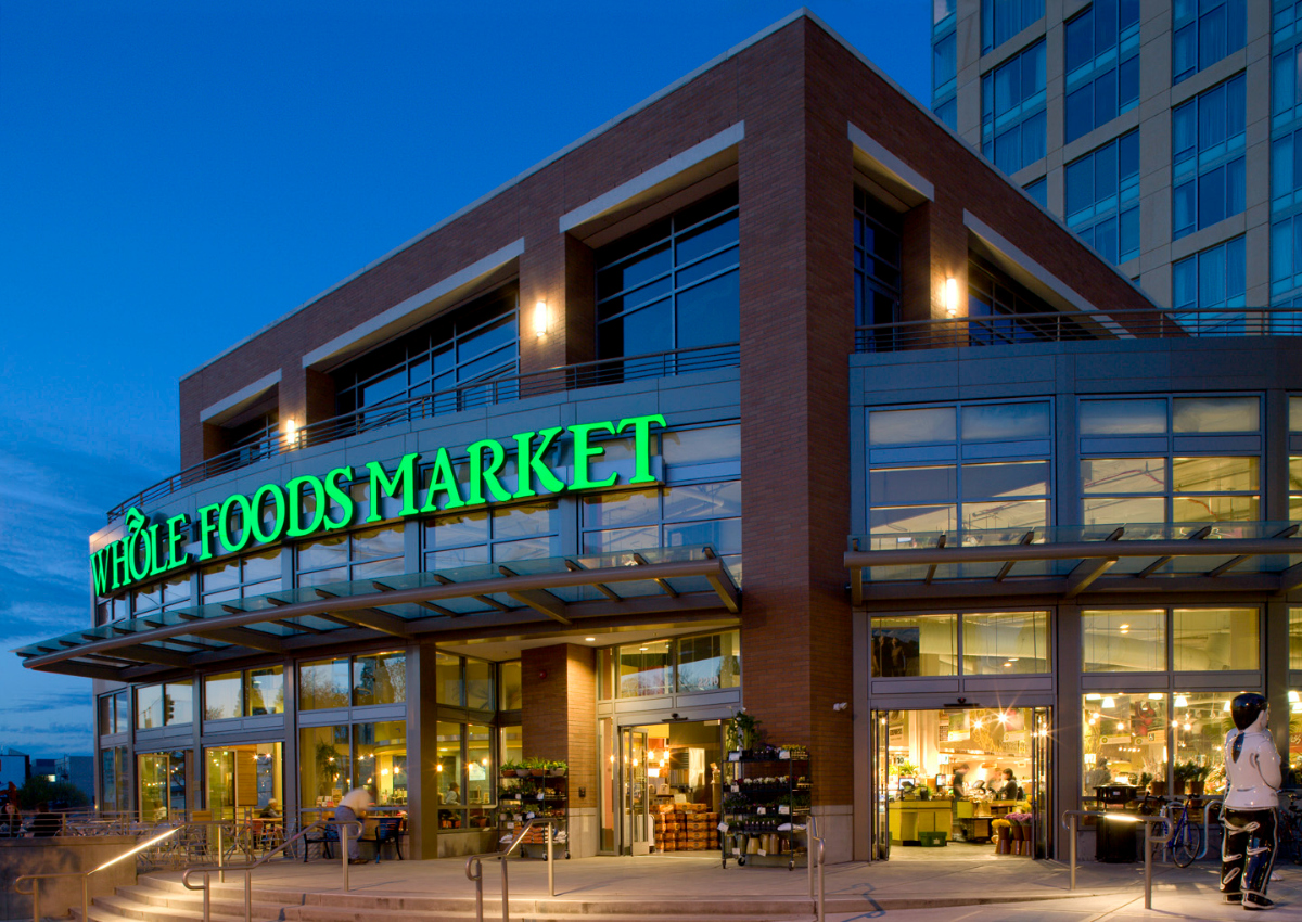Amazon to buy Whole Foods Market