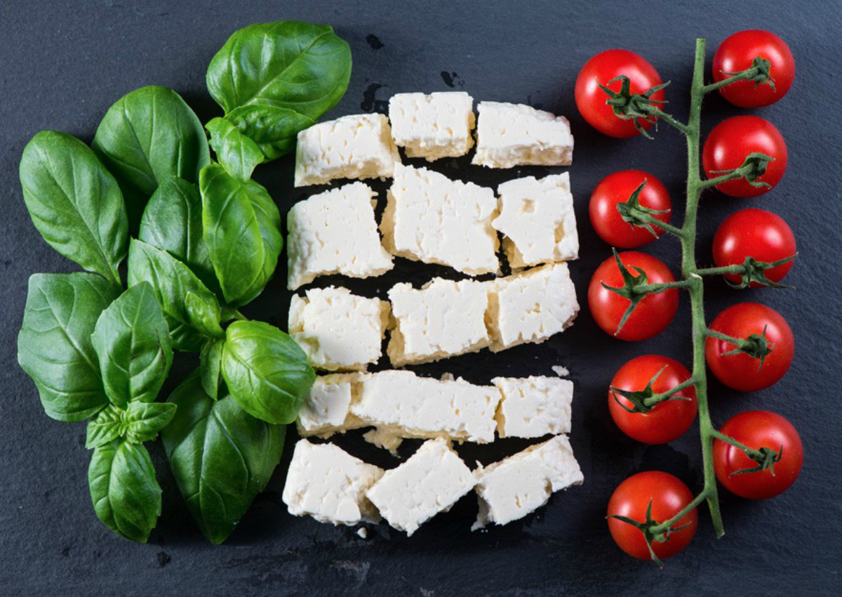 All the numbers of italian food for All about italian cuisine