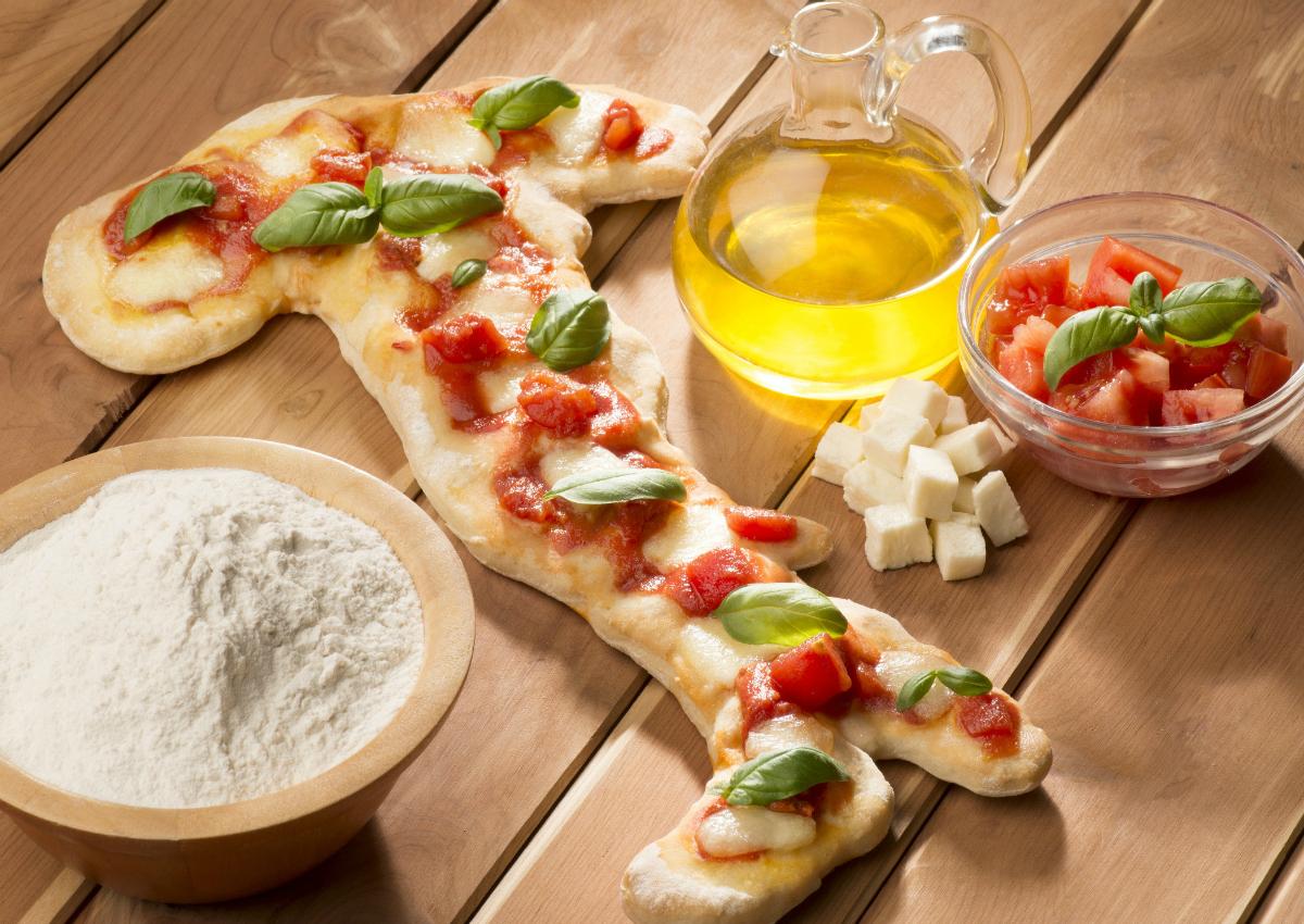 Enjoy italian food