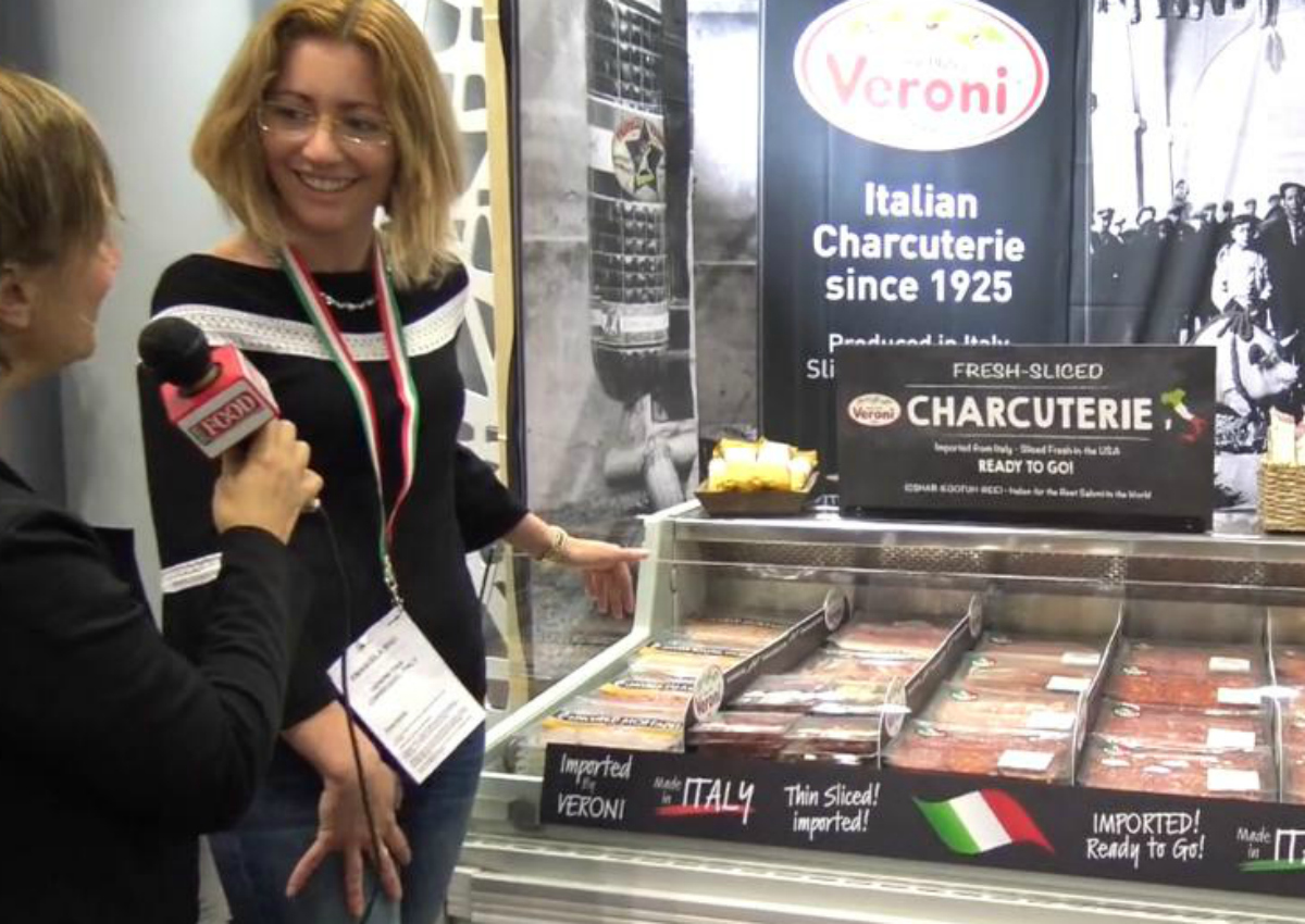 Veroni: the flavor of Made in Italy charcuterie