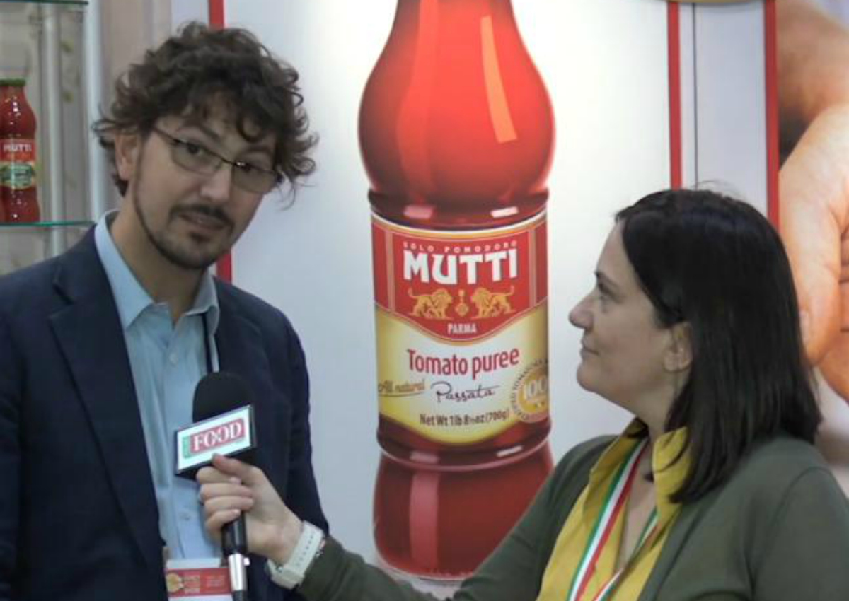 Mutti showcases versatility of Italian tomato