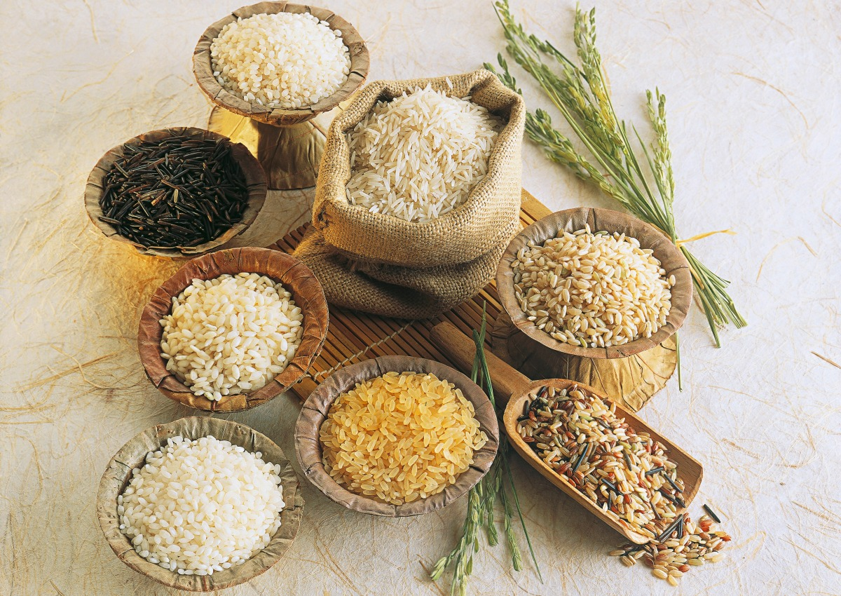Organic rice blends with grains in wellness trend