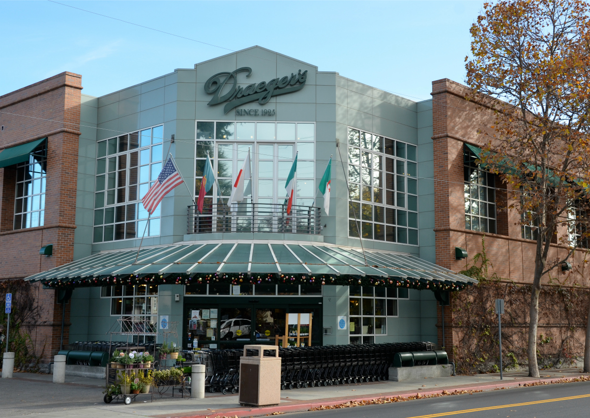 Italy is Draeger's Market's largest supplier