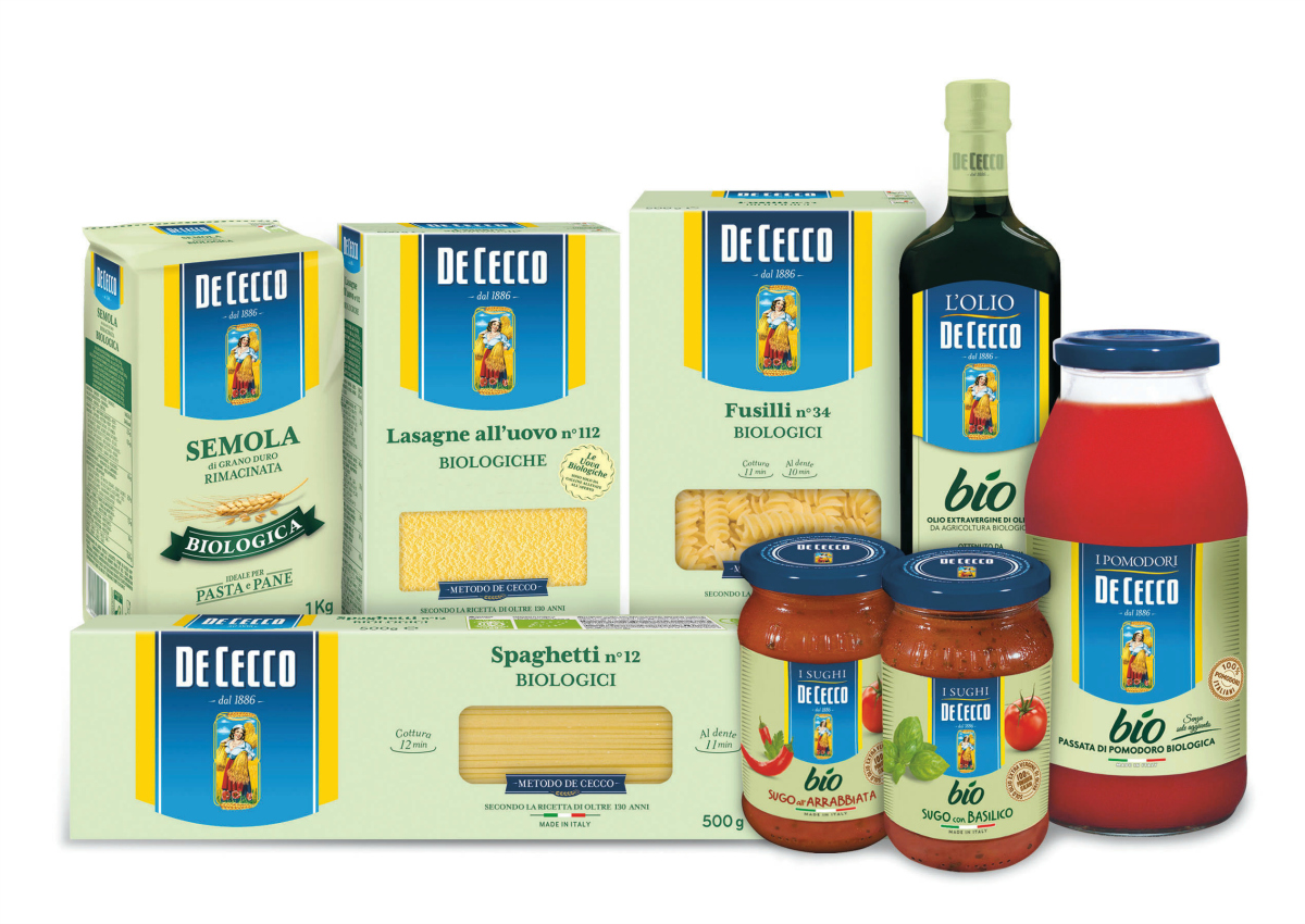 De Cecco among the global brands