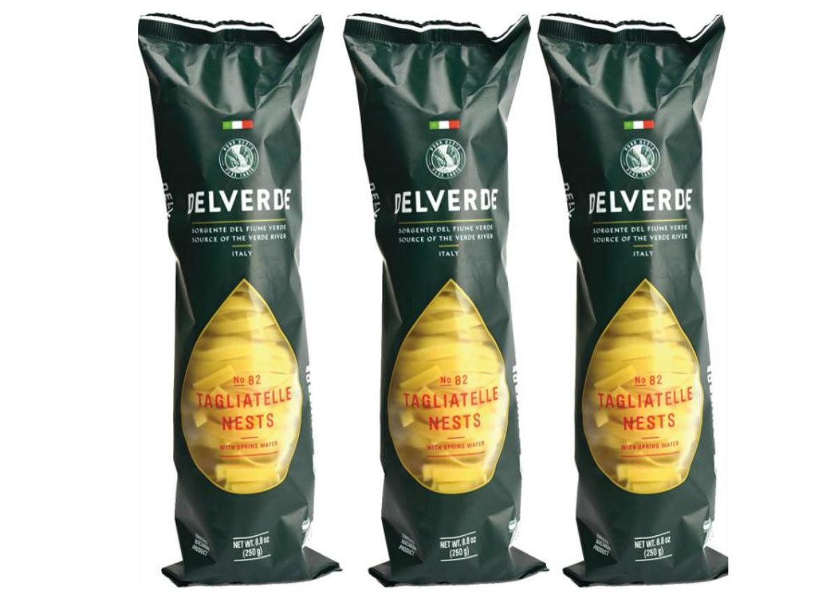 Newlat Acquires Delverde Pasta Company