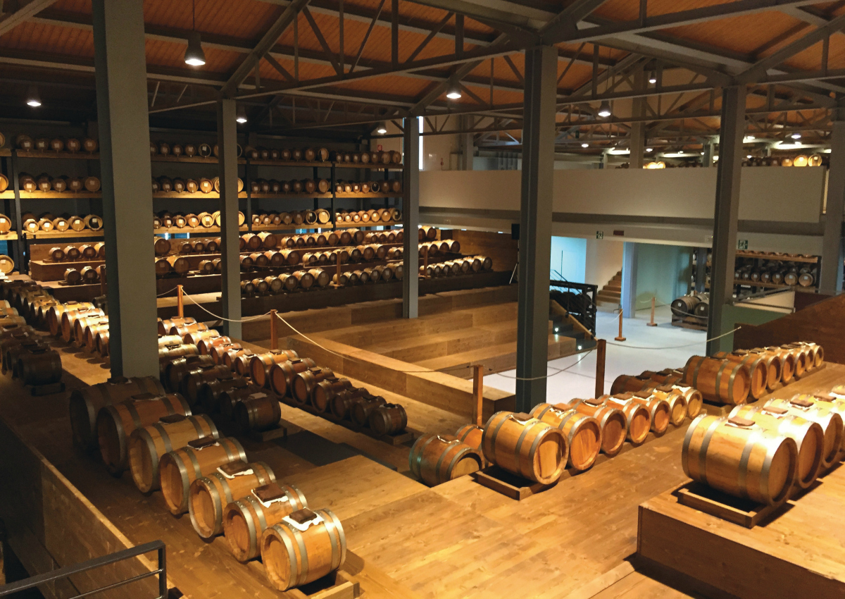 Acetum, a journey at the Balsamic Experience Center