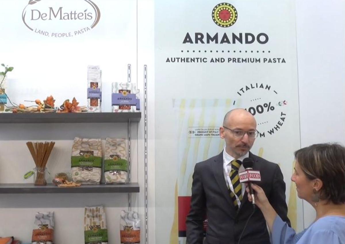 Armando: all the good of pasta