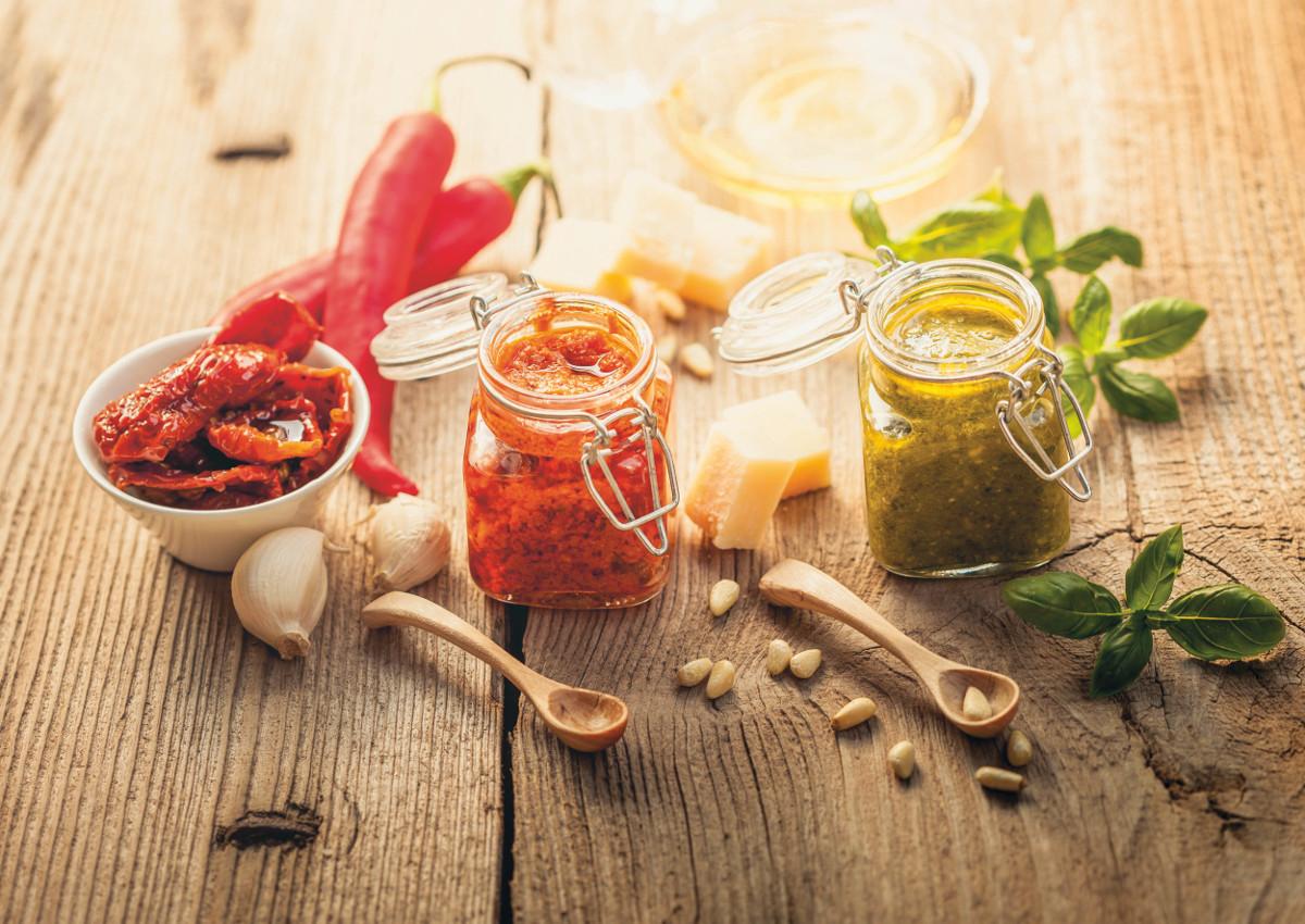 A new era of vegetables in oil has begun