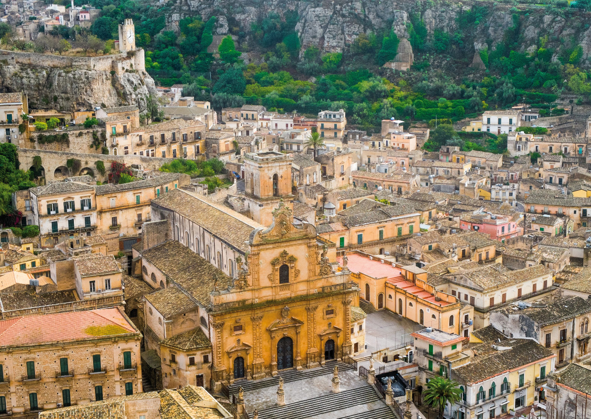 Sicily, the land of food treasure