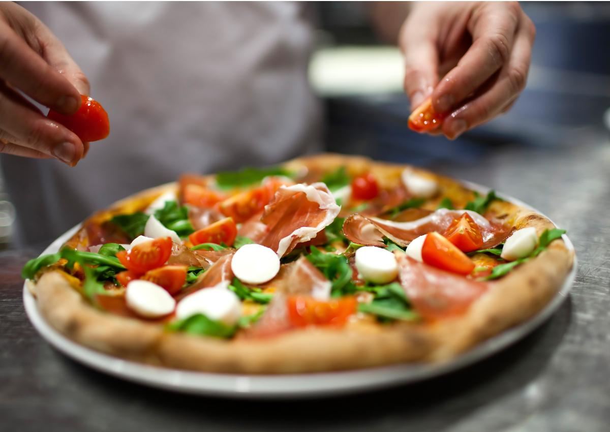 UNESCO, the pizza in the spotlight