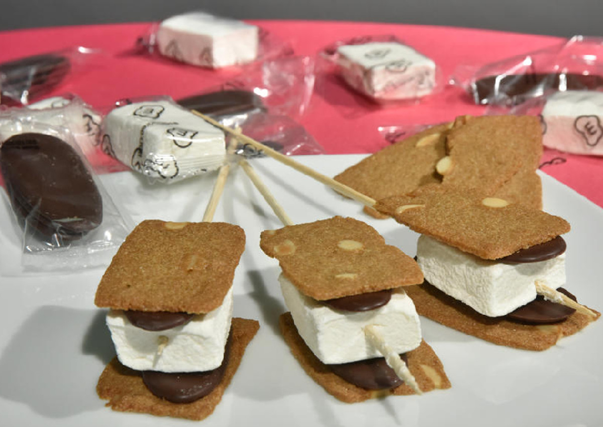 Sweets and snacks trends at ISM 2018 - ItalianFOOD net