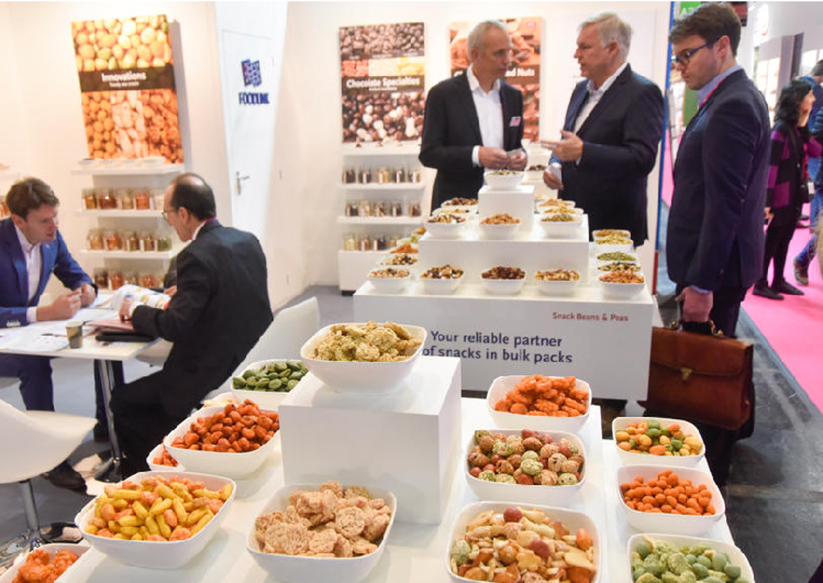 Sweets and snacks trends at ISM 2018