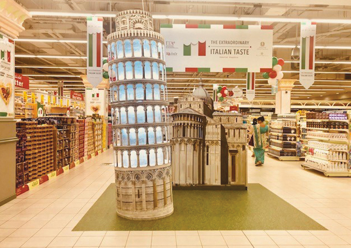 Italy steps up quality offer in UAE - ItalianFOOD net