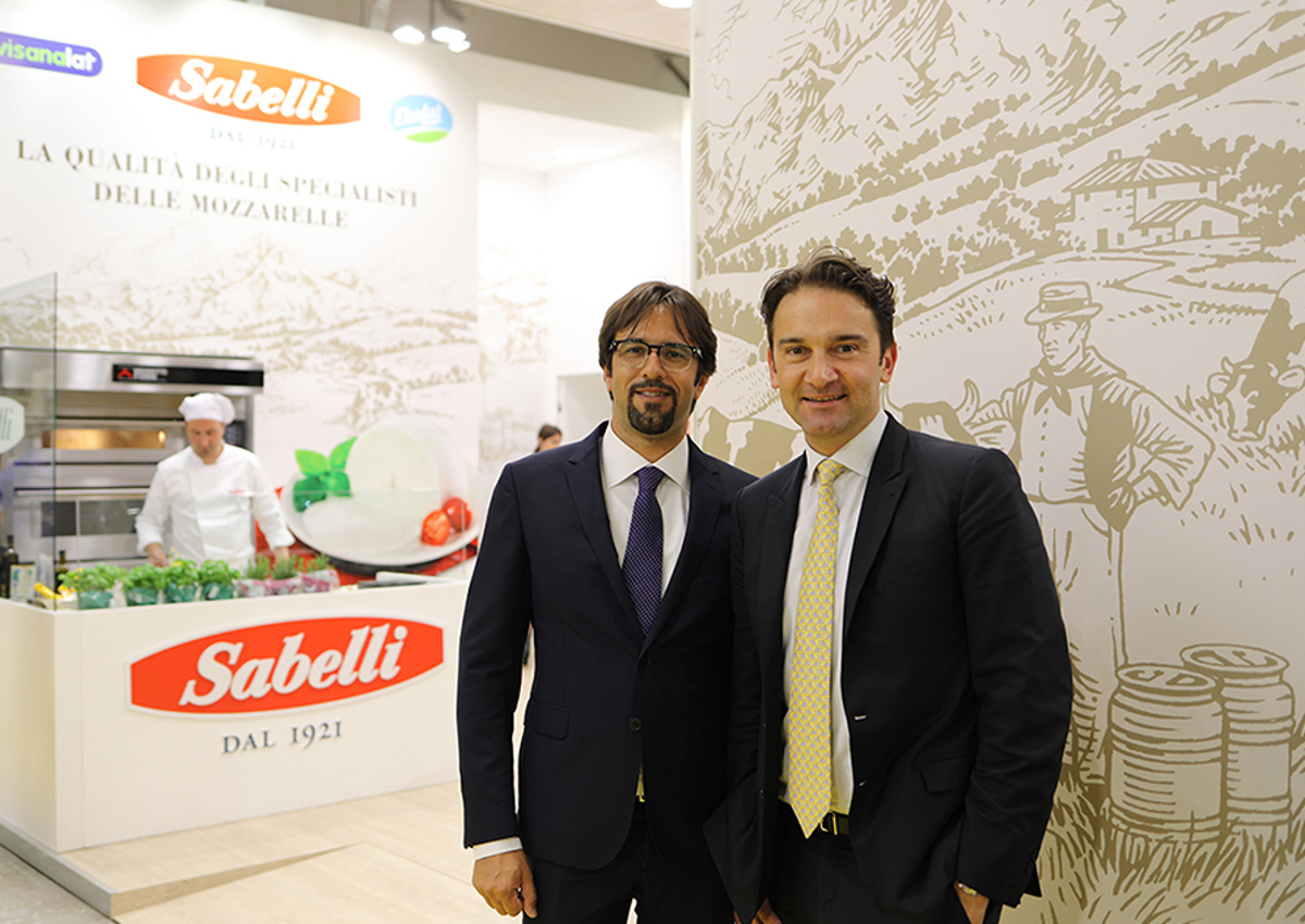 Sabelli and Trevisanlat, a double digit growth