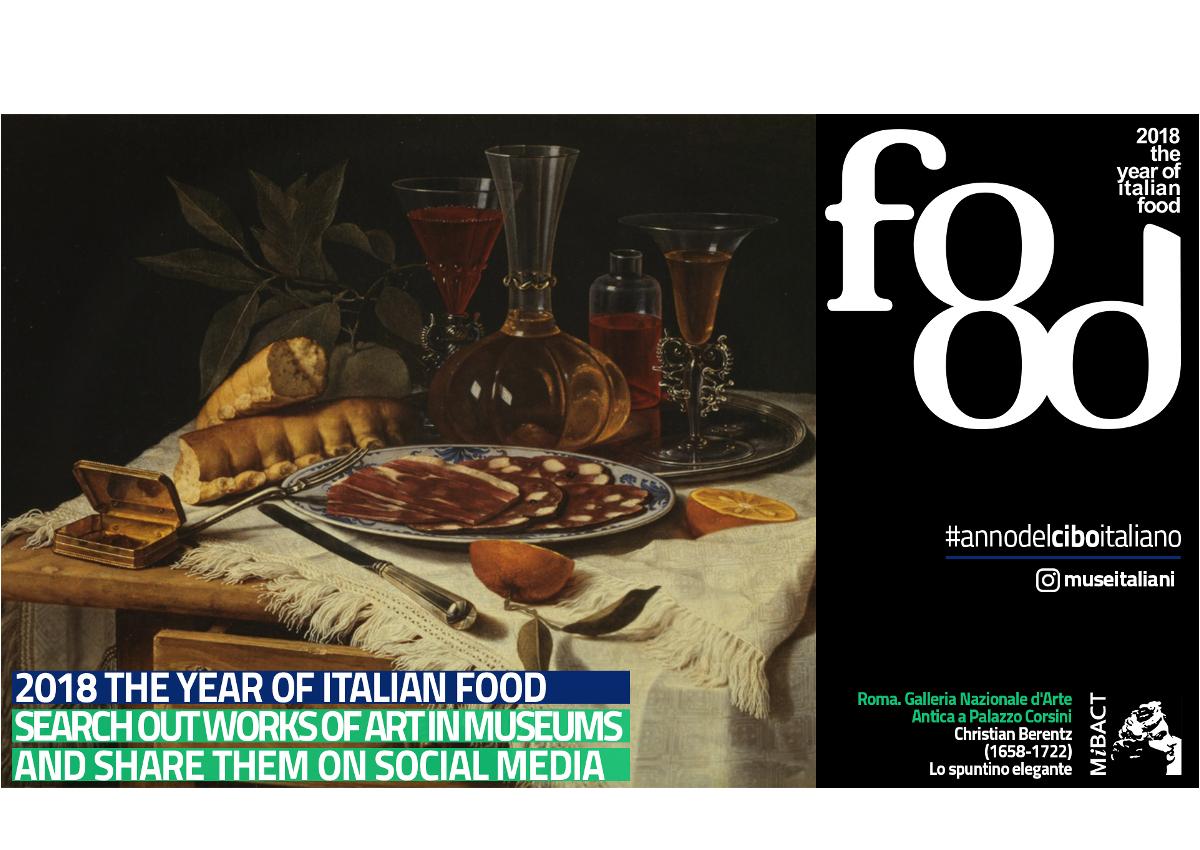 The year of Italian Food has begun