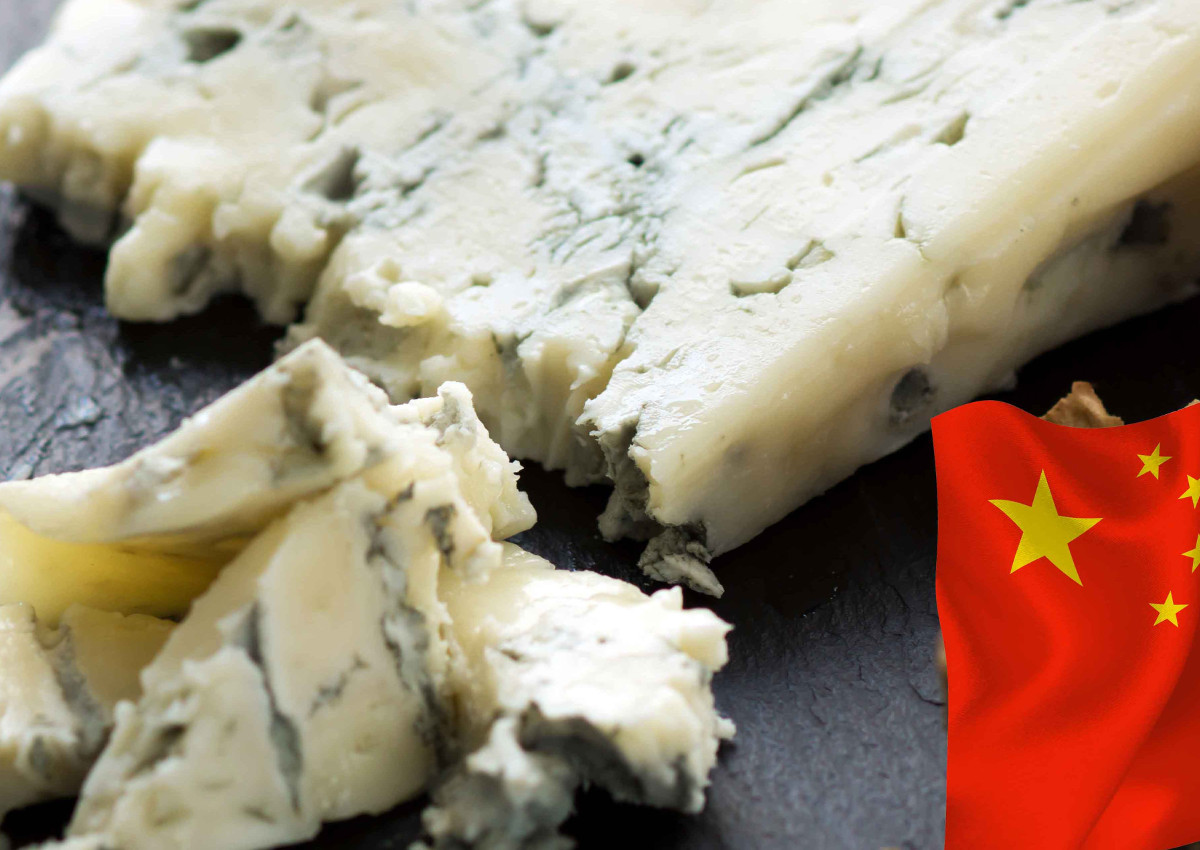 China's dairy imports are growing