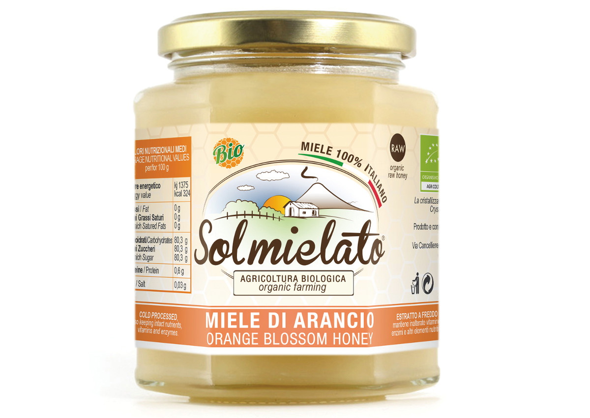 Solmielato, authentic and tasty honey