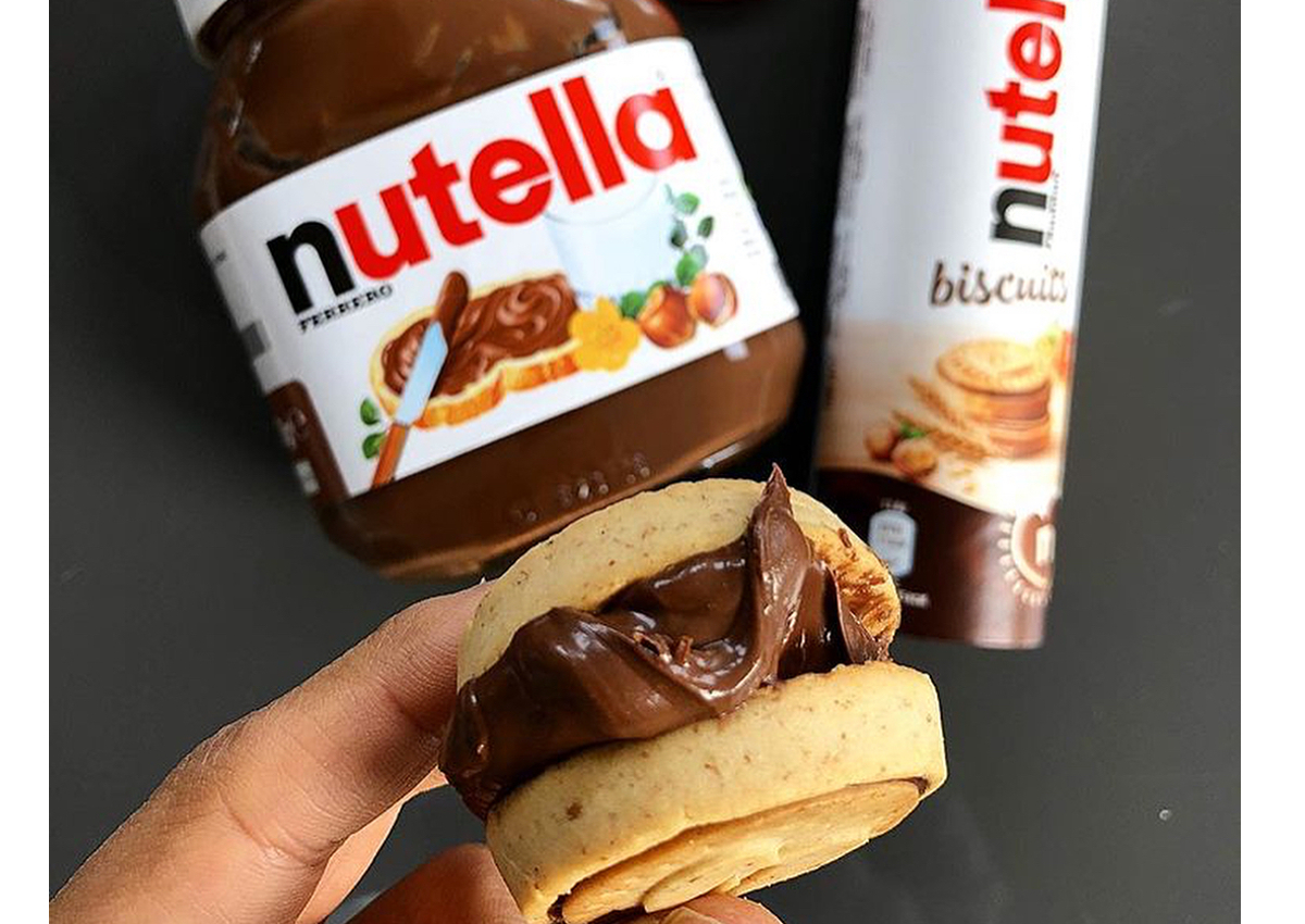 Nutella Biscuits are coming to Italy