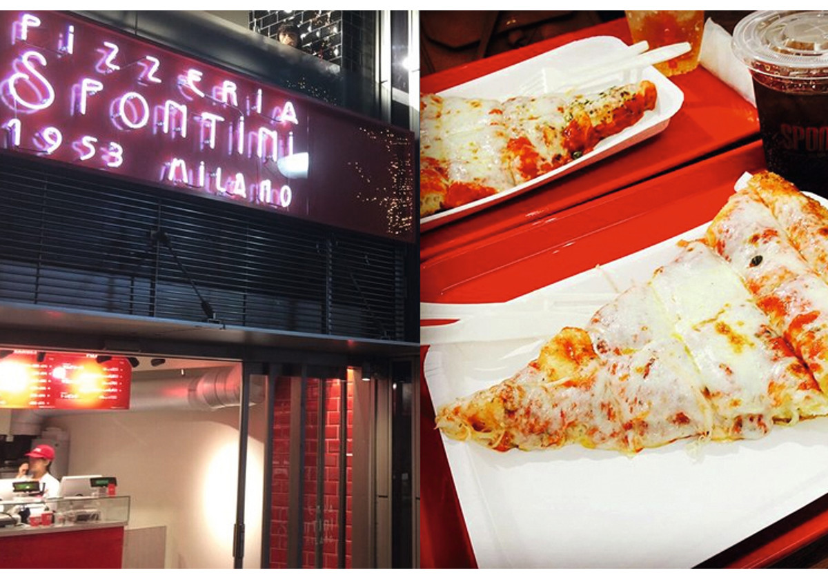 Spontini bets on the Middle East