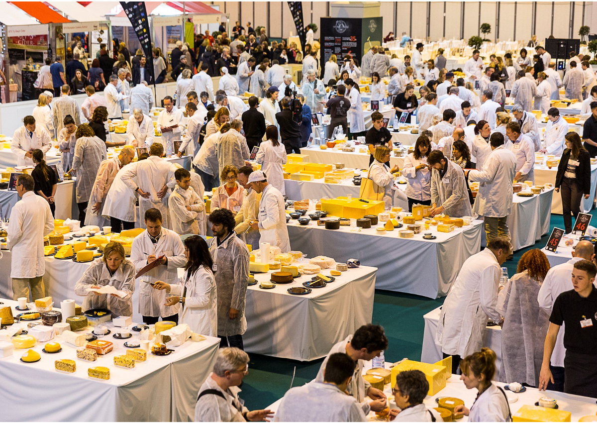 World Cheese Awards, Grana Padano is Bronze