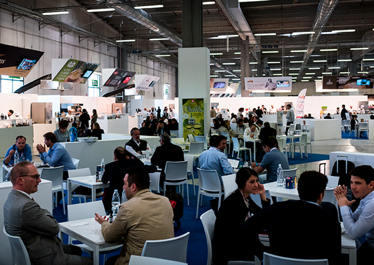 Over 2500 foreign top buyers at Cibus 2018