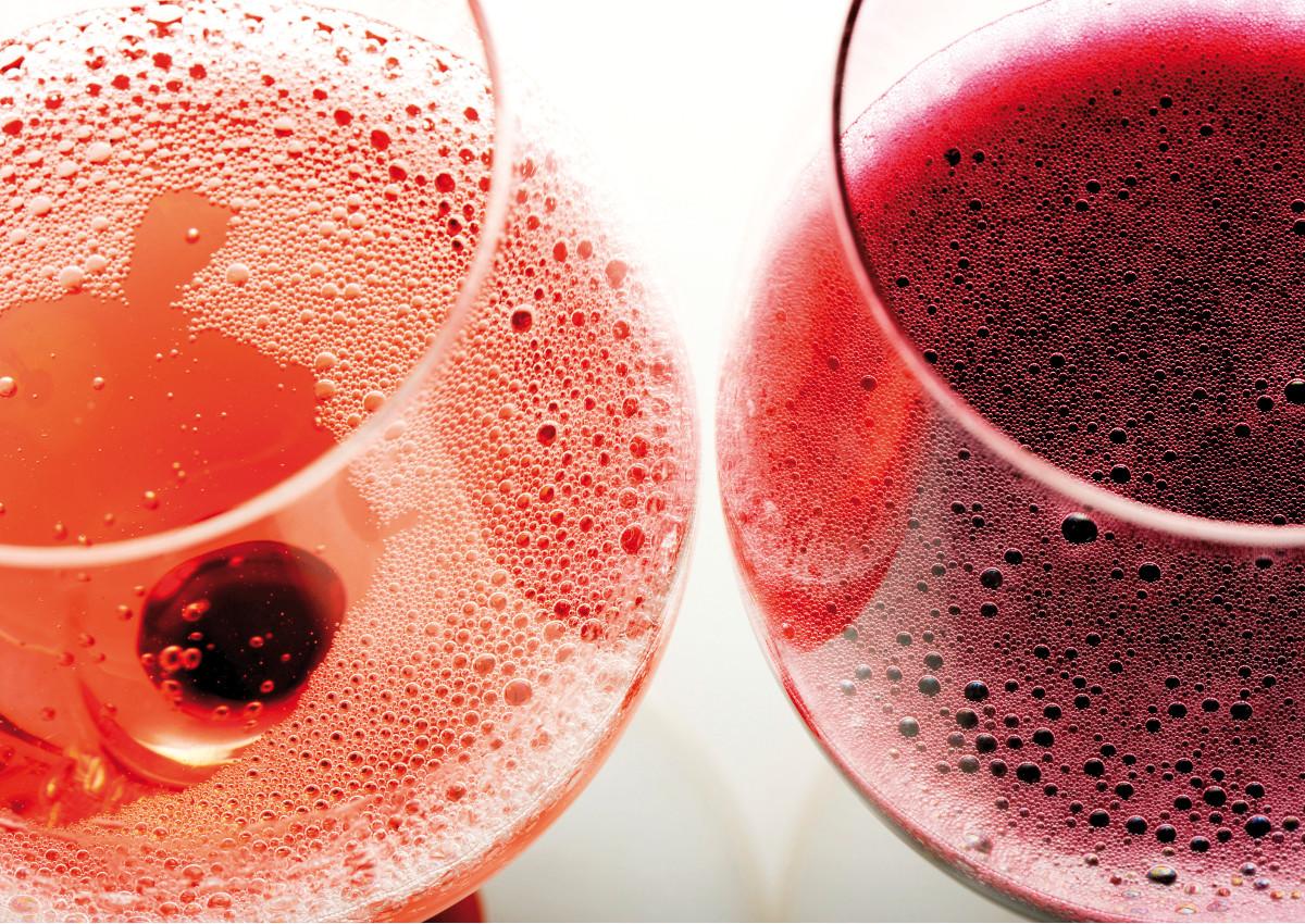 Lambrusco-Italian wine