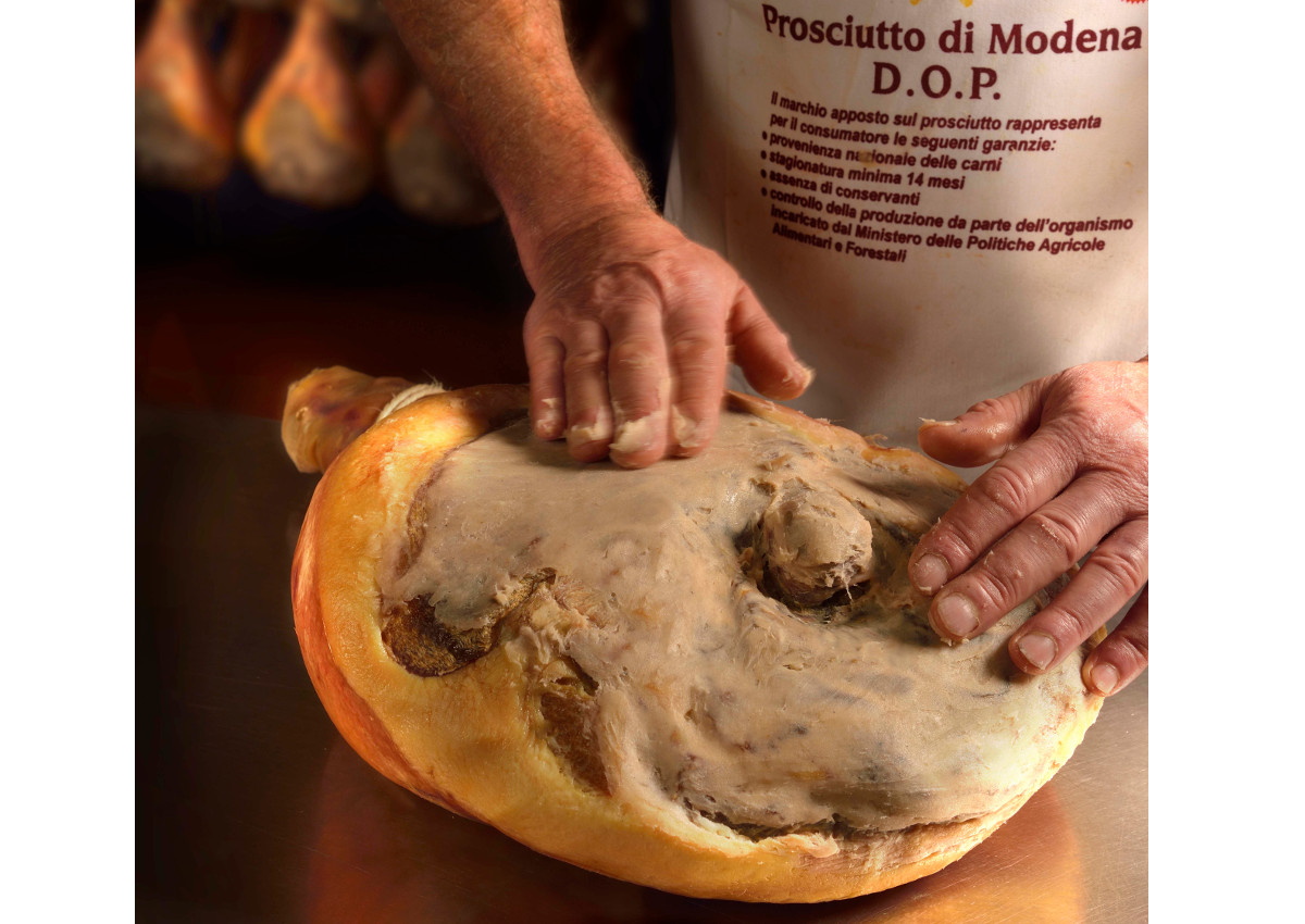 Prosciutto di Modena in the spotlight